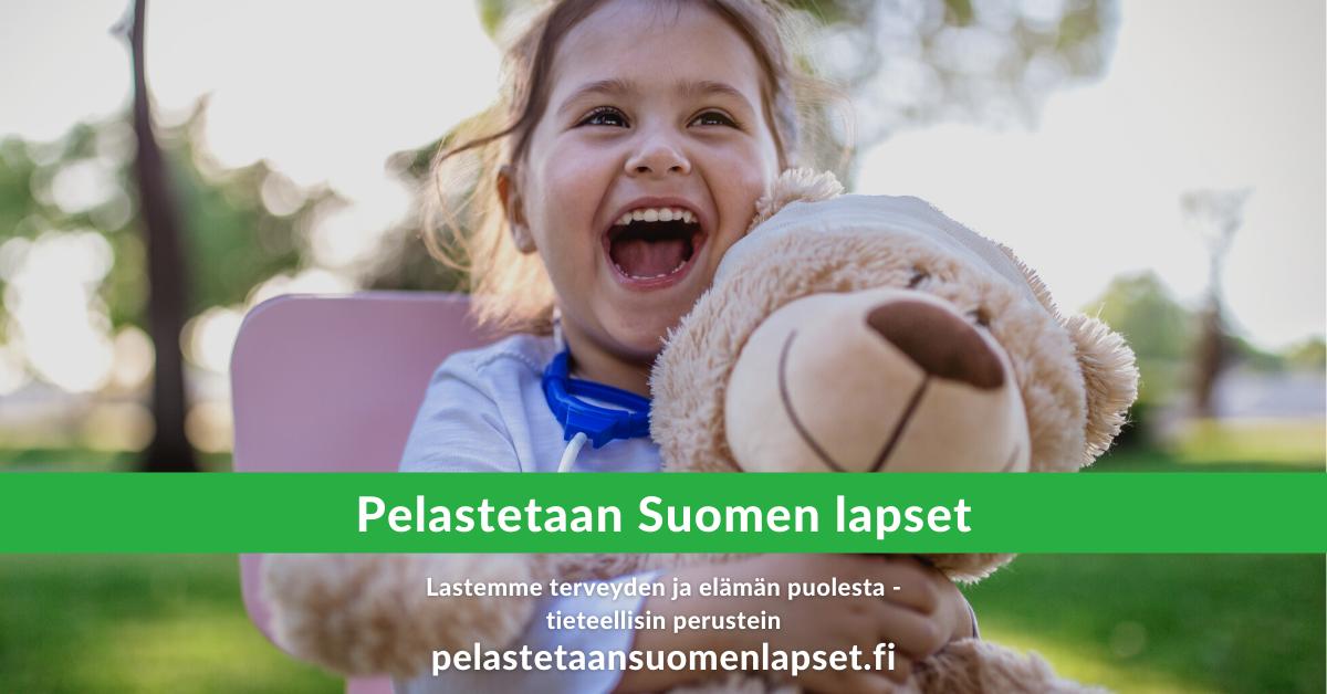 pelastetaansuomenlapset.fi